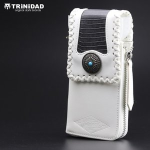 TRiNiDAD Darts Case Tipi(ダーツケース ティピ)ホワイト|batdarts