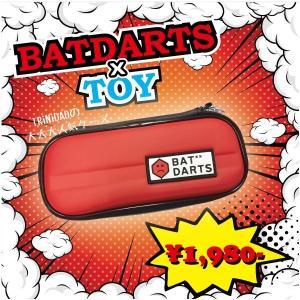 Toy × BATDARTS オリジナルダーツケース【TRINIDAD × BAT】トリニダード×バットダーツ|batdarts
