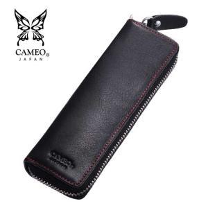 CAMEO DARTS CASE TRIM LEATHER BLACK(カメオダーツケース トリムレザー) batdarts