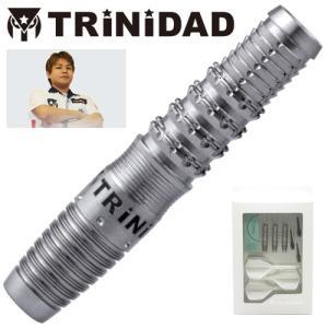 TRINIDAD CARLOS(トリニダード ダーツバレル カルロス)TRINIDADプレイヤー竹本吉信プロモデル|batdarts