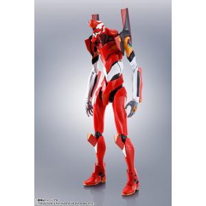 【2021年5月予約】ROBOT魂  エヴァンゲリオン2号機+S型装備-新劇場版-