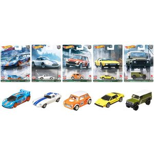 Hot Wheels カーカルチャー 2021 British Horse Power 10個