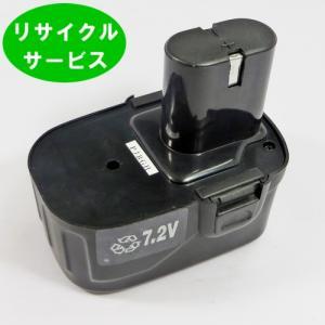 ★セール中★安い★電池の交換するだけ! 【CL-72NL用】HOMETOOL用 7.2Vバッテリー  [リサイクル] battery-ichiba