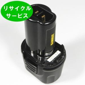 ★セール中★安い★電池の交換するだけ! 【DE9054】DEWALT用 3.6Vバッテリー  [リサイクル]|battery-ichiba