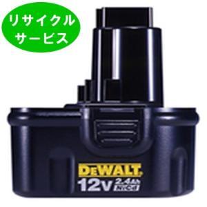 ★セール中★安い★電池の交換するだけ! 【DE9075】DEWALT用 12Vバッテリー  [リサイクル]|battery-ichiba