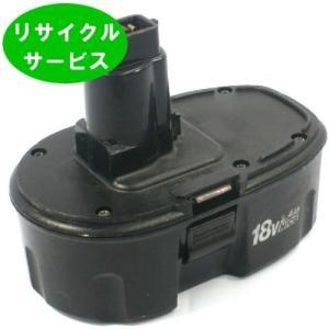 ★セール中★安い★電池の交換するだけ! 【DE9096】DEWALT用 18Vバッテリー  [リサイクル]|battery-ichiba