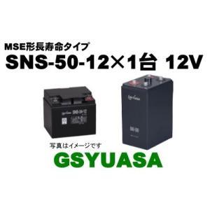 SNS-50-12×1台(SNS-50-12)【GSユアサ】...