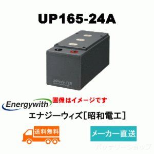 【日立化成】UP165-24A  55Ah/10hr《送料無...