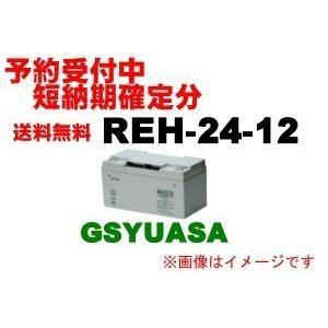【予約受付中】1/20入荷分 REH24-12【GSユアサ】...