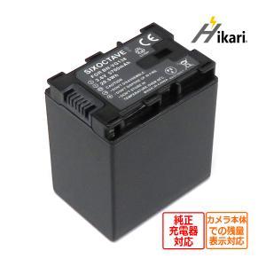 BN-VG138 Victor ビクター (JVC)  互換バッテリー 1個 残量表示可能 GZ-E...