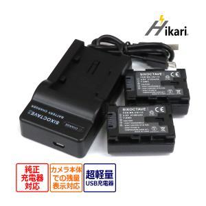 ★コンセント充電可能★ Victor BN-VG114 完全互換バッテリー2個と プラグなし 残量表示可能 &USB充電器AA-VG1の3点セット (a1)GZ-EX370、GZ-E565、GV-LS1|batteryginnkouhkr