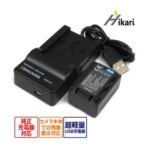 Panasonic パナソニック VW-VBT190/ VW-VBT190-K 互換バッテリー& 充電器 USBチャージャー VW-BC10-K の2点セットHC-V210M batteryginnkouhkr