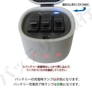 あすつく対応 GoPro AHDBT-501 互換バッテリー 2個と ★防水★ 互換USB充電器 の3点セット 純正品にも対応 HERO7 / HERO7 Black ヒーロー|batteryginnkouhkr|11