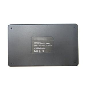 送料無料 OLYMPUS LI-90B/LI-92B互換バッテリーパック2個と互換デュアルUSBチャージャーの3点セットStylus TG-1 Stylus TG-1 Tough Stylus TG-1 His Tough|batteryginnkouhkr|05