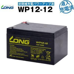 UPS(無停電電源装置) WP12-12・初期補充電済(産業用鉛蓄電池) 新品 LONG 長寿命・保証書付き Smart-UPS 1000 など対応 サイクルバッテリー batterystorecom