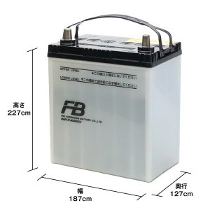 40B19R・初期補充電済 日産純正品 長寿命・保証書付き 使用済みバッテリーの回収も無料 自動車バッテリー|batterystorecom|06