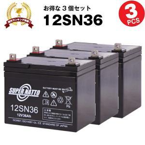 12SN36 お得 3個セット 純正品と完全互換 安心の動作確認済み製品 SEB35対応 バッテリー溶接機に対応|batterystorecom