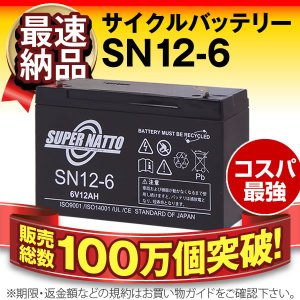 乗用玩具 SN12-6 純正品と完全互換 安心の動作確認済み製品 子供用電動乗用おもちゃに対応 安心保証付き 在庫あり・即納 batterystorecom
