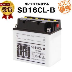 ジェットスキー バッテリー SB16CL-B 開放型 YB16CL-B互換 コスパ最強 総販売数100万個突破 FB16CL-B OTX16CL-Bに互換 超得割引 スーパーナット マリンスポーツ|batterystorecom