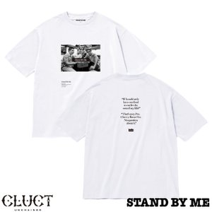 CLUCT クラクト x Stand by Me スタンド バイ ミー DROP SHOULDER ...
