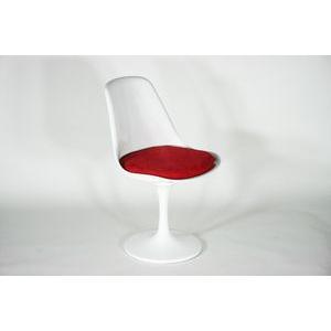 チューリップチェア エーロサーリネン ファイバーグラス製 WHITE 085 bauhaus1