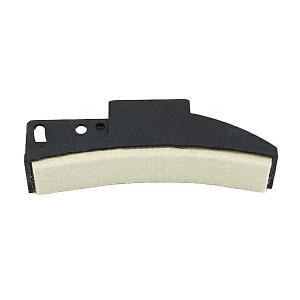 ブレーキパッド ピスト式 本格スピンバイク ホイル13kg スピンバイク 白 ホワイト フィットネス...
