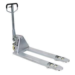 ハンドリフト 亜鉛メッキ 防錆仕様 540mm 2.5t 2...