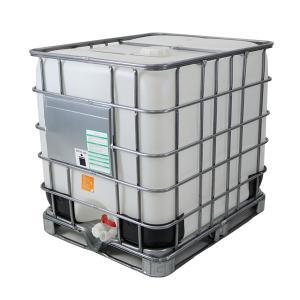 タンク IBCタンク UN認証付き パレット付き 1000L 積載荷重2253kg 薬剤タンク 貯水タンク 大型タンク 輸送容器 IBC容器 コンテナ 物流保管用品 保管 運送|bauhaus1