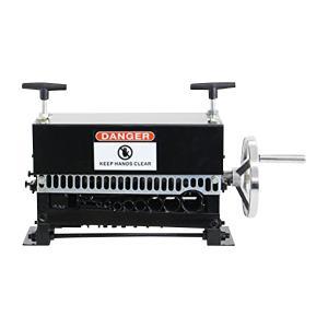 ワイヤーストリッパー ケーブルストリッパー ケーブル皮むき機 被覆剥き機 剥線機 電線皮むき機 1.5mm〜35mm ブラック|bauhaus1