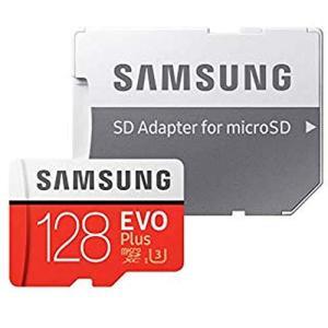 128GB microSDXCカード マイクロSD Samsung サムスン EVO Plus Cl...