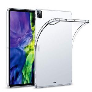 ESR iPad Pro 11 ケース 2020 クリア TPU背面カバー Apple Pencil...