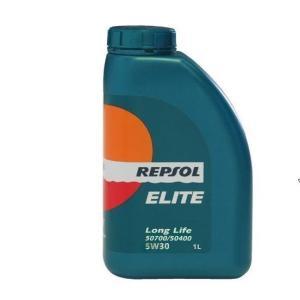 REPSOL 輸入車用 エンジンオイル ロングライフオイル 5W-301Lボトル 007039 VW 504 00/507 00対応|baypar