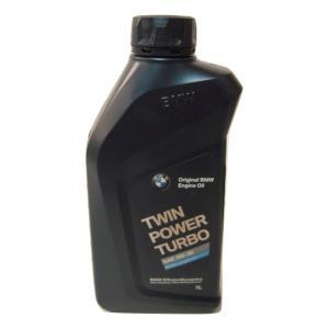 BMW純正 ロングライフ エンジンオイル TwinPower Turbo LL04 5W-30 1L ディーゼル車 / ガソリン車用|baypar