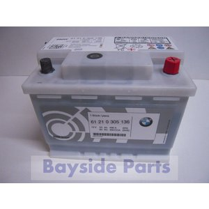 MINI 純正 バッテリー 55AH R50 R52 R53 90600305145 baypar