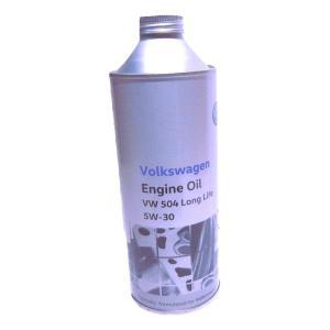 VW純正 エンジンオイル ロングライフオイル 0.5L缶 5W-30 VW 504 00/507 00|baypar
