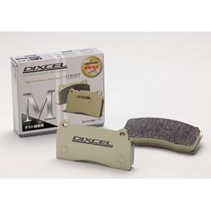 ブレーキパッド1台分セット 送料無料 MINI ミニクーパー クラブマン ML16・ZF16(R55) DIXCEL・ディクセル Mタイプ|bayroad-shop