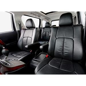 シートカバー トヨタ ノア ZR(W)R80 85系 Clazzio 本革パンチング|bayroad-shop