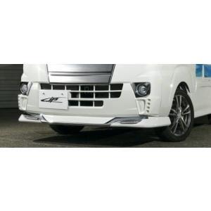 ダイハツ 500系 ハイゼット ジャンボ・ハイゼット フロントスポイラー(LED付) 塗装品 軽トラ カスタム パーツ|bayroad-shop