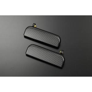 車 ドアハンドルカーボン調 交換タイプ ハイゼット ハイゼットジャンボ S500P S510P S200 左右セット ライツ|bayroad-shop