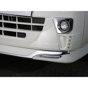 フロントスポイラー用 メッキガーニッシュS500P・S510Pハイゼット・ハイゼットジャンボ  J−NEXT・Jネクスト エアロパーツ|bayroad-shop