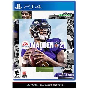 Madden NFL 21(輸入版:北米)- PS4|bayspring