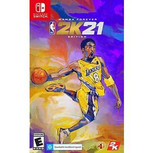 NBA 2K21 Mamba Forever Edition (輸入版:北米) ? Switch|bayspring