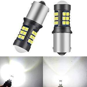 NAKOBO 最新技術27-SMD 3030チップS25 P21W 1156 BA15S G18 LEDバルブ LEDライト 車用 LEDランプ シン|bayspring