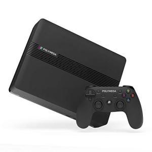 Polymega 本体ベースユニット + ワイヤレスコントローラ セット Base Unit + Wireless Controller Black|bayspring