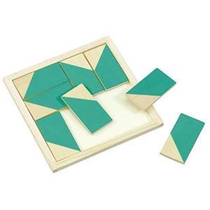 木製図形パズル|bayspring