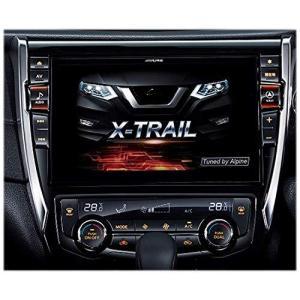 アルパイン カーナビ BIG X 10型 EX10NX-XT-AM エクストレイル専用 無料地図更新/フルセグ/Bluetooth/Wi-Fi/And|bayspring