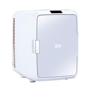 TWINBIRD 2電源式ポータブル電子適温ボックス D-CUBE X グレー HR-DB08GY|bayspring