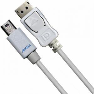 Accell UltraAV MiniDisplayPort - DisplayPortケーブル 2m (B143B-007J)