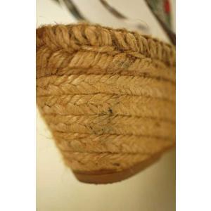 Calzanor × Marble Sud (カルザノール×マーブルシュッド) サンダル レディース サイズ37 コビトフラワー 花柄ウエッジソールサ|bazzstore|05