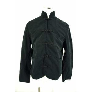 PORTER CLASSIC(ポーター) 16SS ウェザーチャイナジャケット カンフーシャツ サイズ[M] ジャケット【中古】【ブランド古着バズスト|bazzstore